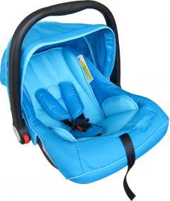 Scaun Auto Cosulet cu capotina 0-13 kg (grupa 0+ ), bleu, Primii Pasi