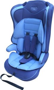 Scaun auto grupa 1-2-3 (9-36 kg, aprox 1-10 ani), bleu, Primii Pasi