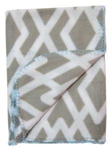 Patura polar imprimata, PPB05 gri/alb, Primii Pasi