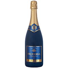 Vin spumant alb, sec, Silvania Premium lux, 0.75L