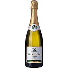 Vin spumant alb, demisec, Silvania Premium, 0.75L