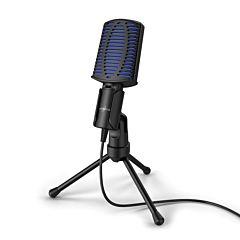 Microfon gaming uRage Stream 100, USB, Negru