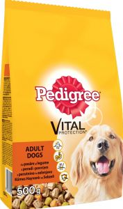 PEDIGREE USC PASARE&LEG 500G