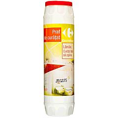 Praf de curatat cu miros de lamaie Carrefour 500g