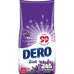 Detergent manual pudra, Dero Levantica si iasomie, 36spalari, 1.8kg
