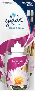 Rezerva Glade Sense&Spray Relaxing Zen, 18ml