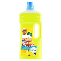 Detergent universal pentru pardoseli Mr. Proper Lemon, 1,5 l