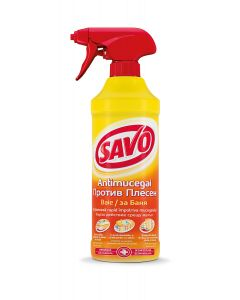 Pulverizator solutie antimucegai baie Savo, 500 ml