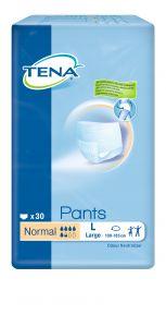 Scutece incontinenta tip chilot adulti Tena Pants Normal, Unisex, L, 30 buc