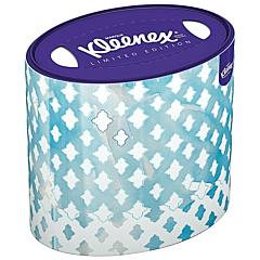 Servetele uscate Kleenex Box Collection Oval, 64 bucati