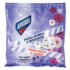 Pastile parfumate impotriva moliilor Aroxol, 16 bucati