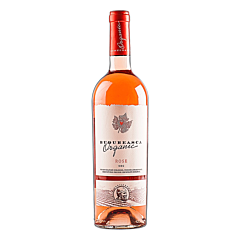 Vin rose sec, Budureasca Bio, 0.75L