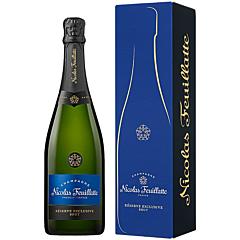 Vin spumant alb Nicolas Feuillatte Reserve Exclusive Brut, sec, 0.75 L