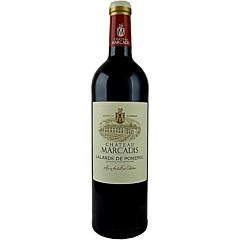 Vin rosu, Chateau Marcadis Lalande de Pomerol AOP, 0.75L