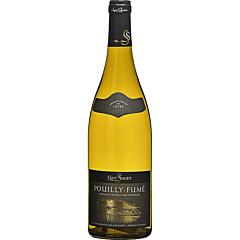 Vin alb Pouilly-Fume AOC Guy Saget, sec, 0.75 L