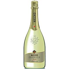 Vin spumant alb, Prosecco Maschio DOC Millesimato, 0.75L