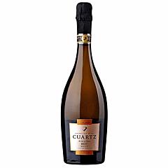 Vin alb spumant, Cuartz Plavaie si Feteasca alba, brut, 0.75L