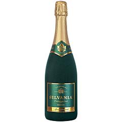 Vin spumant alb, demisec, Silvania Premium lux, 0.75L