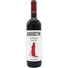 Vin rosu sec, Davino Augustin, 0.75L