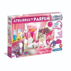 Atelierul de parfum - Stiinta & joaca
