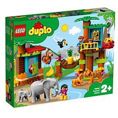 LEGO DUPLO Town Insula tropicala 10906