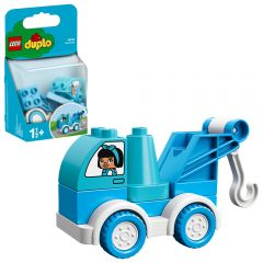 LEGO DUPLO Camion cu remorca 10918