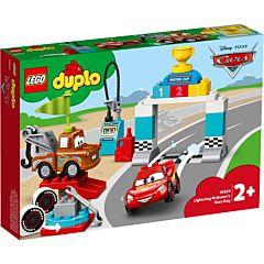 LEGO DUPLO  Ziua cursei lui Fulger McQueen 10924