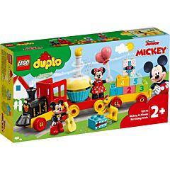 LEGO Duplo Tren Mickey si Minnie 10941