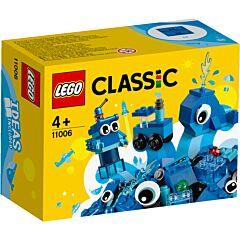 LEGO Classic Caramizi Albastre 11006