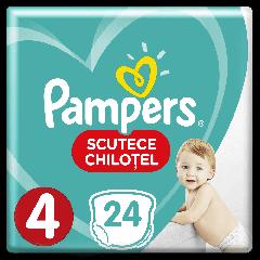 Scutece-chilotel Pampers Pants Marimea 4, 9-15kg, 24 buc