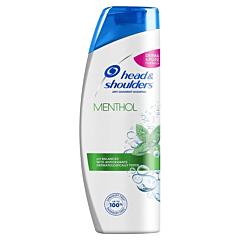 Sampon antimatreata  Menthol, pentru par gras Head&Shoulders 675 ml