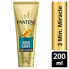 Balsam Pantene Aqualight 3 Minute Miracle 200ml