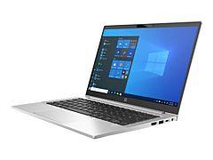 Laptop HP 438 G8, procesor Intel Core i5-1135G7 pana la 4.2 GHz, ecran 13.3 Antiglare, Full HD, 16GB DDR4, 256GB SSD, Intel Iris Xe Graphics, Windows 10 Pro, Silver