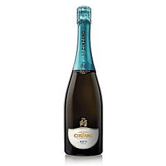 Vin alb spumant, Asti Cinzano. 0.75L