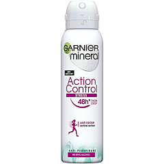 Deodorant antiperspirant spray pentru femei, Garnier Mineral Action Control, 150ml