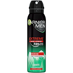 Deodorant antiperspirant spray pentru barbati, Garnier Mineral Extreme, 150ml