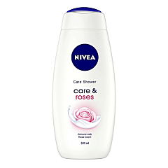 Gel de dus Nivea Care and Roses 500ml
