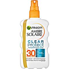 Spray protectie solara Garnier Ambre Solaire 200ml