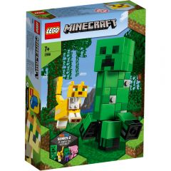 LEGO Minecraft Creeper Ocelot 21156