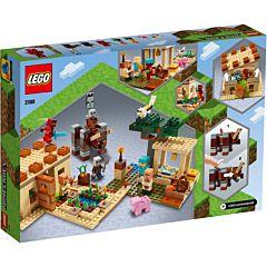 LEGO Minecraft Illager Raid 21160