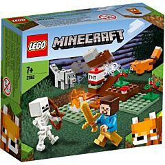 LEGO Minecraft Aventura lui Taiga 21162
