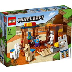 LEGO Minecraft Punct comercial 21167