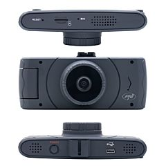 Camera auto DVR PNI Voyager S1400, Full HD, 1080p, display 2.7 inch, Dual Camera