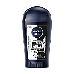 Anti-perspirant stick Nivea Men Black&White Invisible Power 40ml