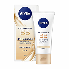 Crema de zi BB 5 in 1 Nivea, FPS 20, 20 ml