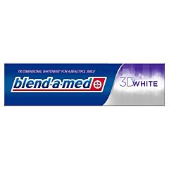 Pasta de dinti 3DWhite Vitalizing Fresh Blend-a-med 100ml