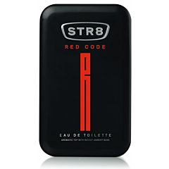 Apa de toaleta pentru barbati STR8 Red Code, 100 ml