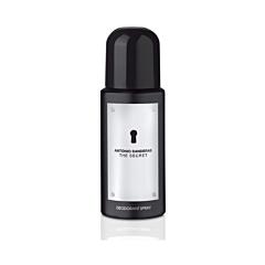 Deodorant spray Antonio Banderas  Secret 150 ml
