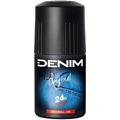 Deodorant roll on Denim Original 50ml