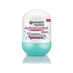 Deodorant antiperspirant roll-on pentru femei, Garnier Mineral Action Control Thermic, 50ml